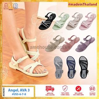 [Mã FAMAYWA giảm 10k đơn từ 50k] Giày sandal nữ Thái Lan quai chéo MONOBO cao cấp