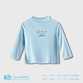 [Mã SKAMSALE10 giảm 10% đơn 200K] Chaang áo cổ lọ giữ nhiệt cho bé