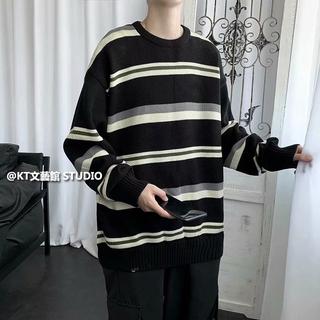 Áo Sweater Cổ Tròn Thời Trang Nhật Hàn Cho Cặp Đôi