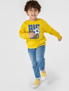 Quần jeans bé trai 2BJ20W004 Canifa