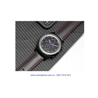 Dây da Hybird Porsche design dành cho Huawei Watch GT 2 / Galaxy Watch 46mm / Gear S3 / GTR 47mm / Watch GT
