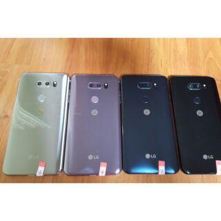 Điện thoại: LG V30 64G, Ram 4GB Nguyên hộp, Bản Hàn.Tặng Ốp lưng, Kính cường lực.