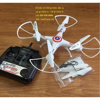 Máy bay Flycam – Flycam không có camera