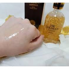 Tinh chất 24k Goldzan AMPOULE 99,9%.