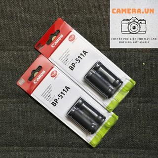 Pin máy ảnh Canon BP – 511A for Canon EOS 5D, 50D, 40D, 20D, 30D, 10D