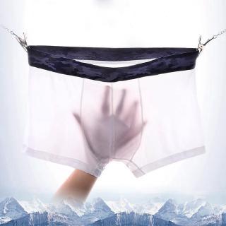 Quần Lót Boxer Vải Lụa Thoáng Khí 149 Cho Nam