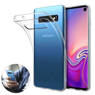 Ốp lưng Samsung A70 A50 A80 A30 A20 A10 M20 M10 S10 S9 S8 Plus Note9 Note8 CaseTransparent Soft Full Cover Casing