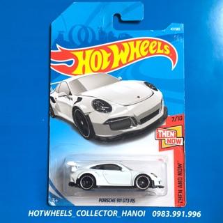 Xe Hot Wheels – Porsche 911 GT3 RS