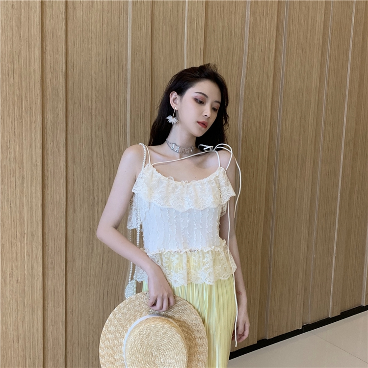 High quality vest Loose vest Tops Women Clothes homegrown vest oversized woman tops new Fashion vest
