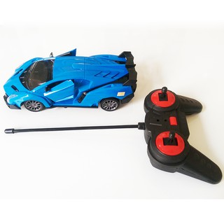 Đồ chơi xe điều khiển từ xa mở được cánh, đồ chơi ô tô điều khiển