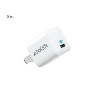 Cốc Sạc Anker PowerPort III Nano 20W USB-C PowerIQ 3.0 Sạc Nhanh iPhone 12 Series A2633 (Chỉ bao gồm hộp đựng)