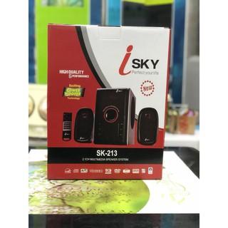 Thanh lý xả kho Loa vi tính Bluetooth ISKY SK-213