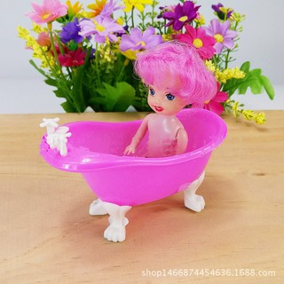 Bathroom Bathtub 1/6 for Barbie's Kelly Doll's House Dollhouse Furniture