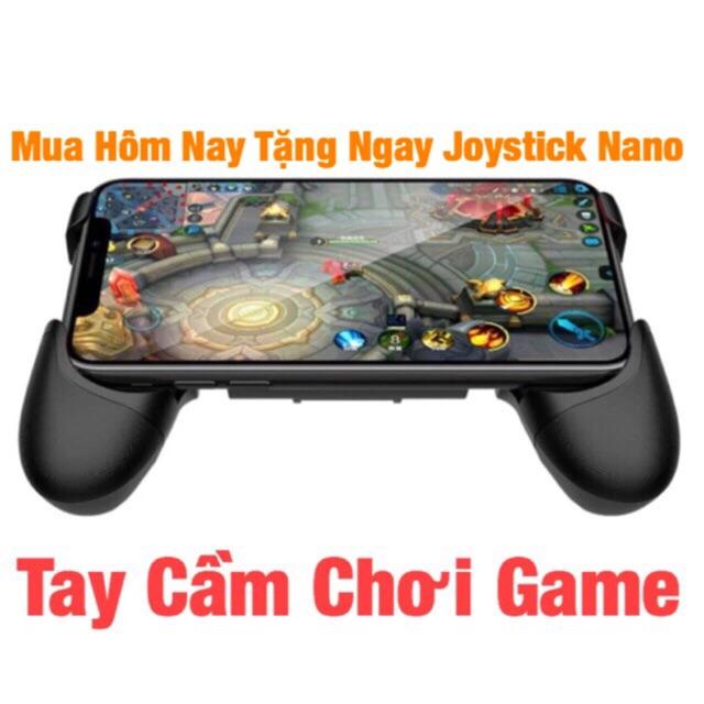 GamePad Tay Cầm Chơi Game Cho Điện Thoại Kiêm G
