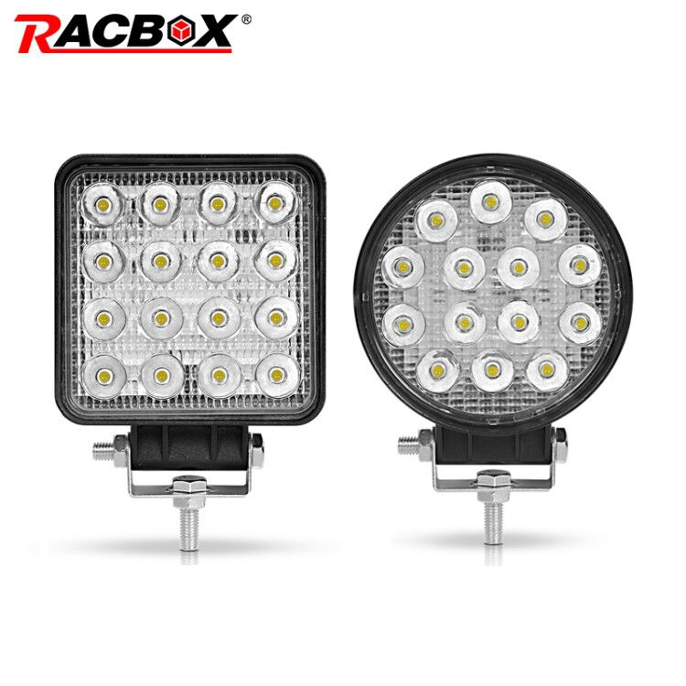 4 inch Led Work Light Day Driving Lamp 12V 24V Offroad Work Light Bar