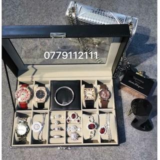 hộp đồng hồ và trang sức