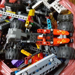 Combo 3kg1 gạch non Lego Technic