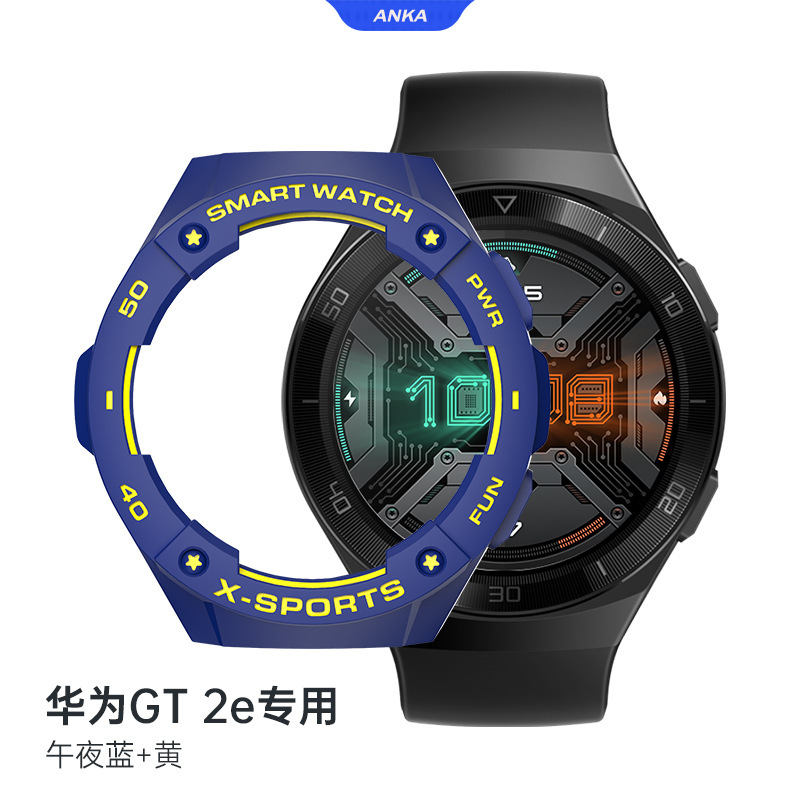 Ốp Bảo Vệ Bằng Tpu Phát Sáng Cho Đồng Hồ Huawei Gt2E Gt 2e