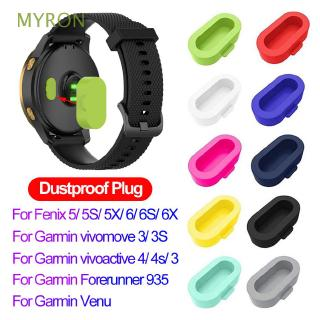 Nút silicon chống bụi cho đồng hồ thông minh Garmin Fenix