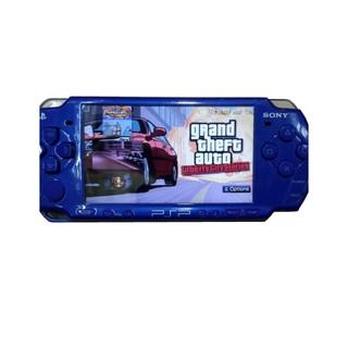 Máy game PSP 2000 hack + thẻ 8GB có game (10games) thumbnail