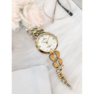 (Sẵn 4 màu ) Đồng hồ nữ_Lotusman_đồng hồ nữ chính hãng LT14A stainless steel sapphire crystal case 26mm. 3atm thumbnail