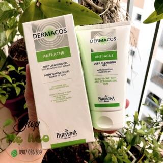 Sữa rửa mặt ngăn ngừa và điều trị mụn Demacos