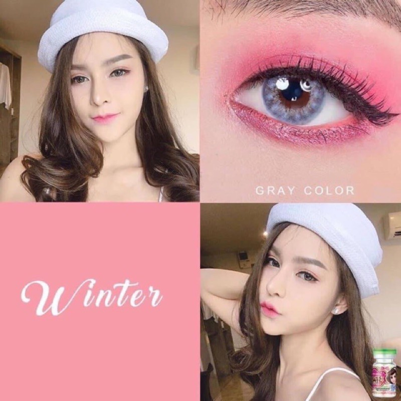 Lens Winter/Snowy