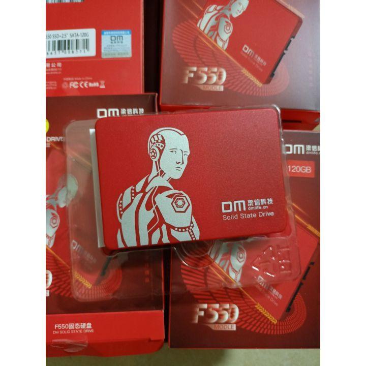Ổ cứng SSD 120gb NEW, tặng cáp sata 3.0 dùng cho laptop và pc