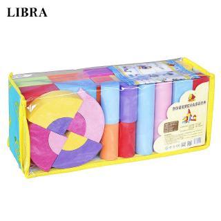 Play Toys Set Colorful EVA Foam Educational 50Pcs Building Brick Exquisite