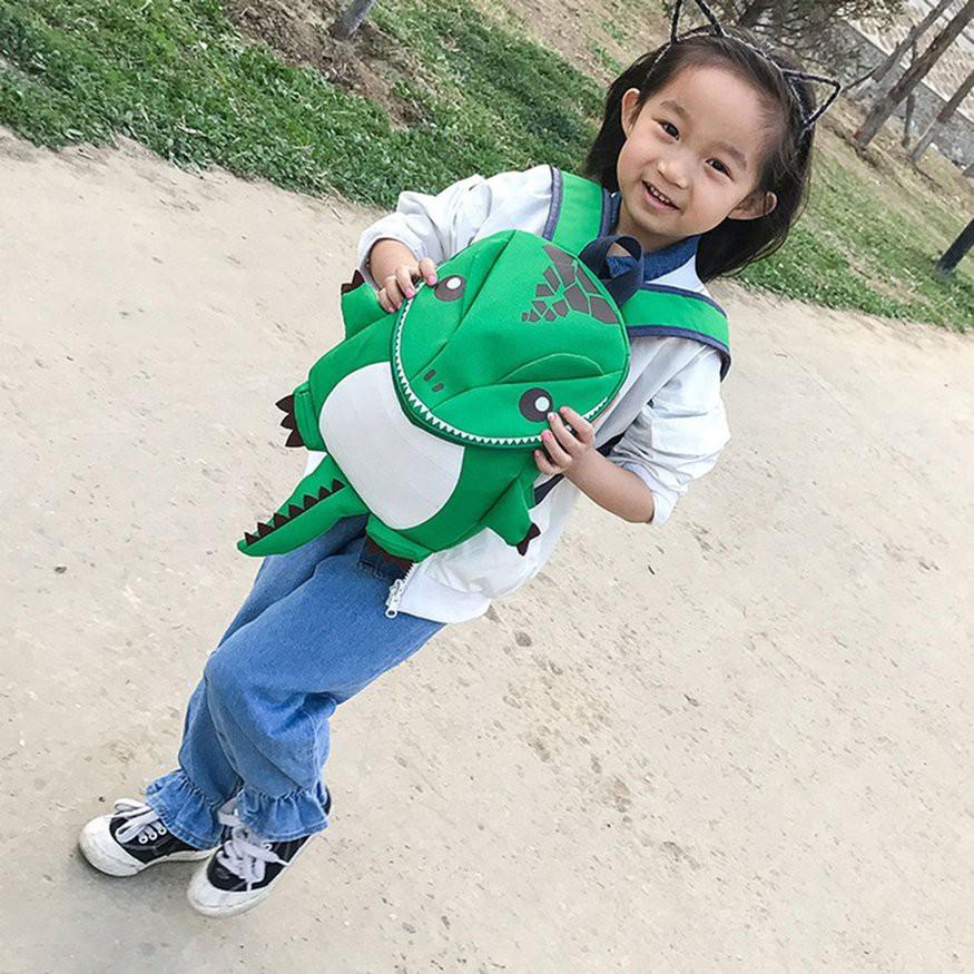 ⚡️SALE OFF: Balo hình khủng long siêu nhẹ cho bé, balo trẻ em, balo cho bé, balo hình thú siêu đáng yêu, balo bé giá rẻ