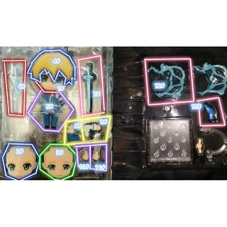 Mô hình nhân vật hoạt hình Sword Art Online