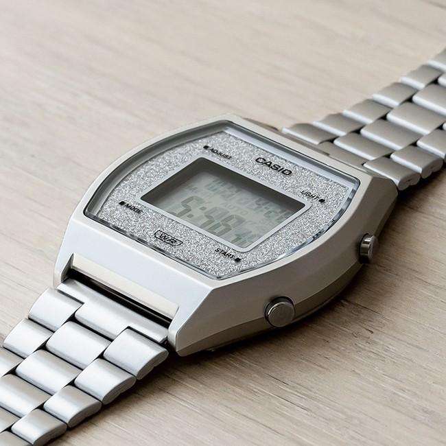 Đồng hồ nữ dây kim loại Casio Standard chính hãng Anh Khuê B640WDG-7DF