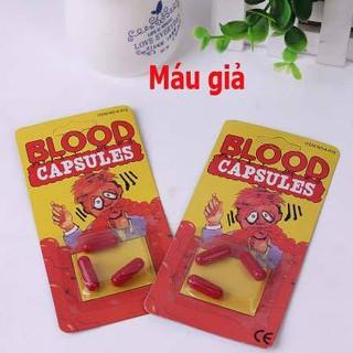 hàng bao chất 10 viên tạo máu giả