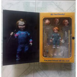 Mô hình Chucky NECA