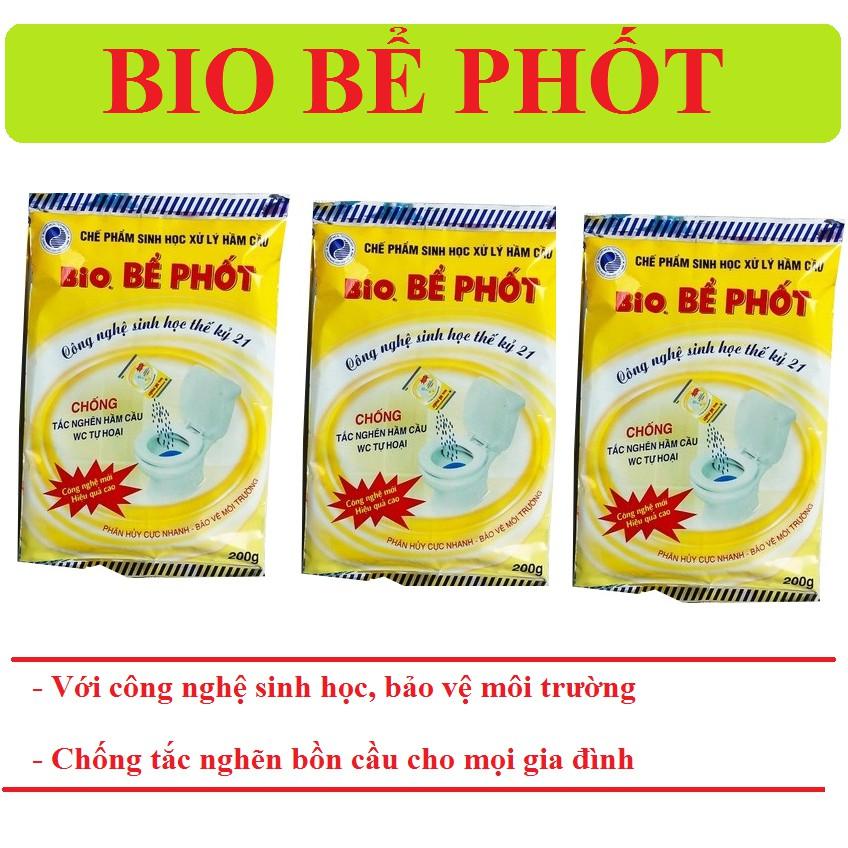 Bio bột thông tắc bồn cầu, đường ống + Combo bộ 3 gói 600g - 3201025 , 395314583 , 322_395314583 , 49000 , Bio-bot-thong-tac-bon-cau-duong-ong-Combo-bo-3-goi-600g-322_395314583 , shopee.vn , Bio bột thông tắc bồn cầu, đường ống + Combo bộ 3 gói 600g