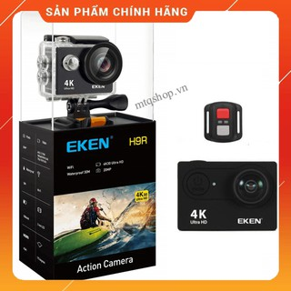 Chính hãng Camera hành trình EKEN H9R Ver 8.0 20MP kèm thẻ nhớ chính hãng