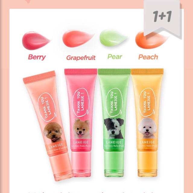 Son dưỡng môi Laneige Lip Glowy Balm