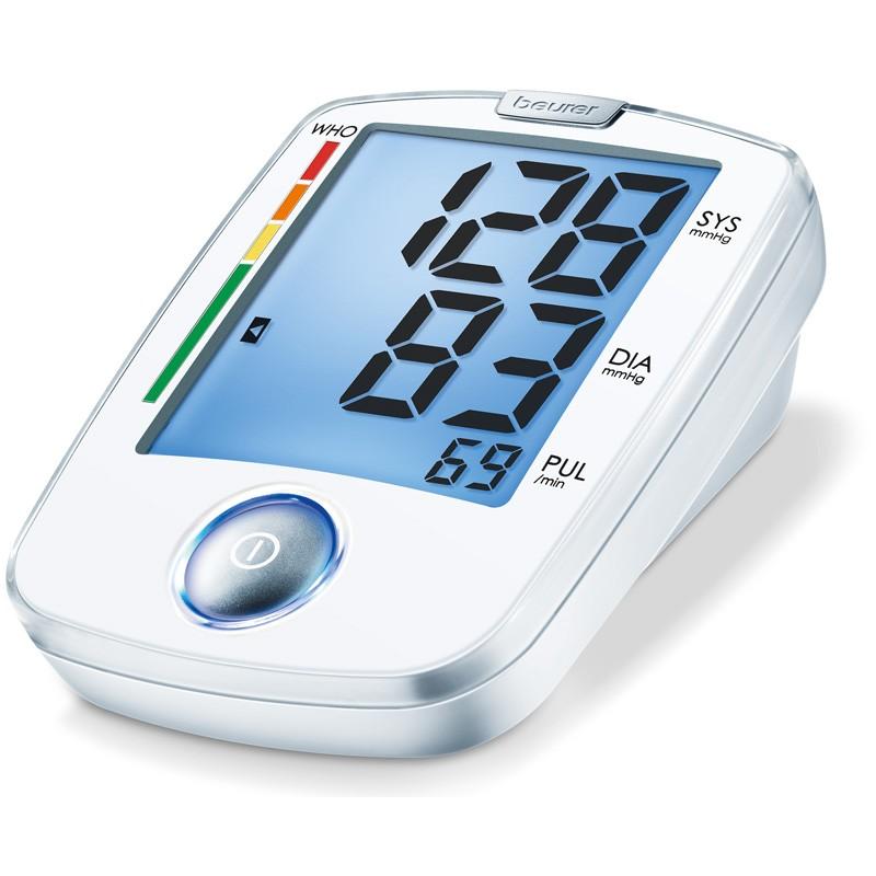 Máy đo huyết áp bắp tay BEURER BM44 (Trắng)