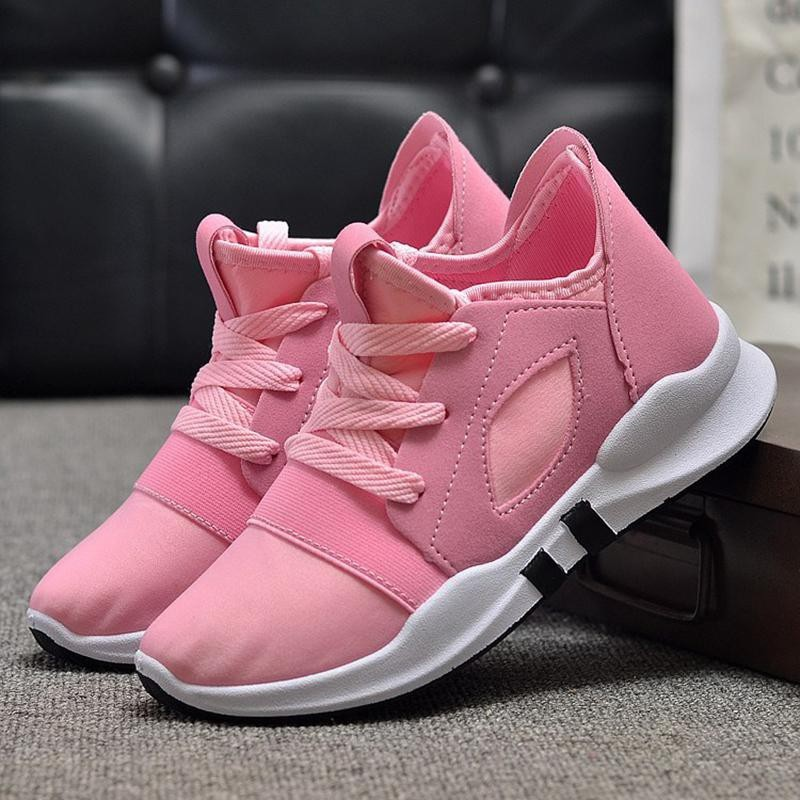Giày thể thao nữ - MS4 - màu hồng vrg1377