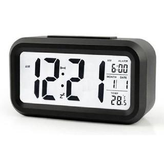 Đồng hồ điện tử Dotime báo thức màn hình LCD thiết kế thời trang DH89