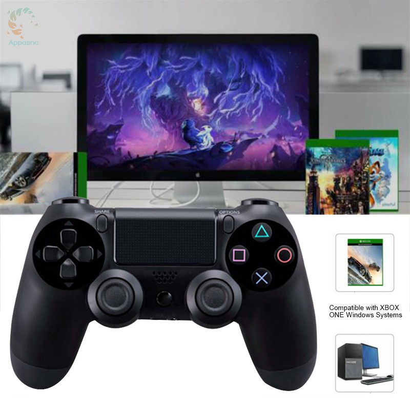 [BEST] Wireless Game Controller Multi Button Bluetooth Gamepad Controller Joystick for PS4 Pro