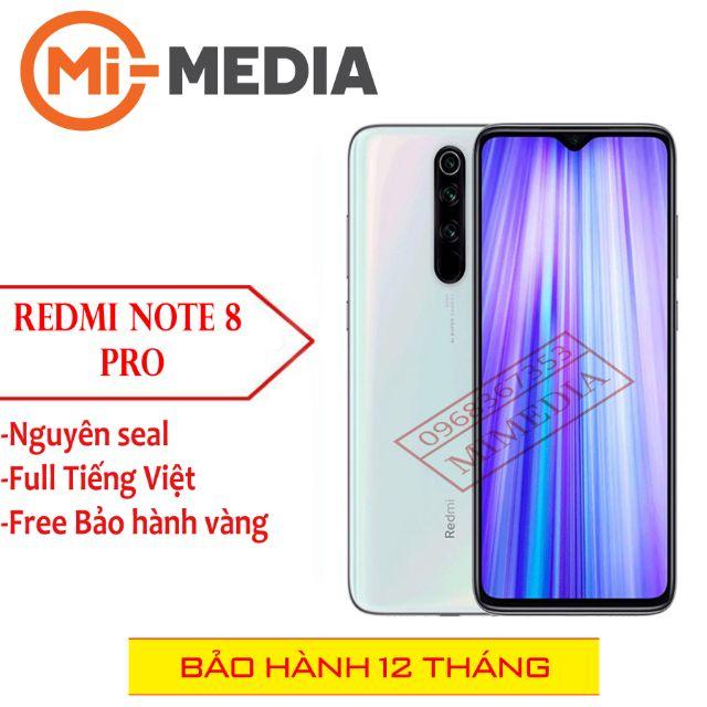 Điện thoại Xiaomi note 8pro (nhập khẩu chính hãng ) bảo hành 1 năm