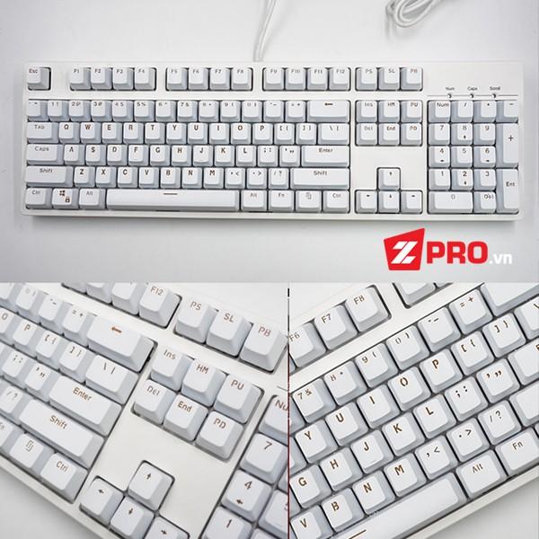 Keycap ABS 104 phím Trắng - 2852059 , 1189091036 , 322_1189091036 , 99000 , Keycap-ABS-104-phim-Trang-322_1189091036 , shopee.vn , Keycap ABS 104 phím Trắng