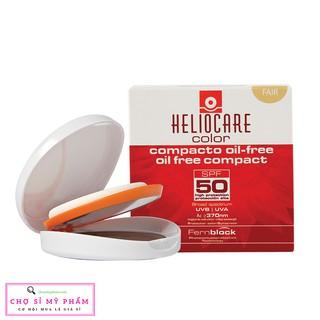 Phấn nền chống nắng màu sáng Heliocare Oil Free Compact SPF 50 Fair (10g) thumbnail