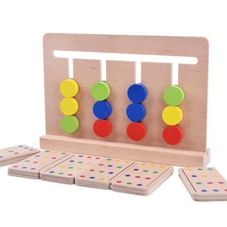 Đồ chơi toán học – phát triển tư duy