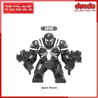 Bigfig quái nhân Angel Venom siêu chất – Đồ chơi Lắp ghép Xếp hình Mini Minifigures Big Fig SuperHero Iron Man XINH 1049