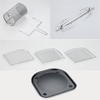 Hình ảnh Lò nướng không khí Lock&Lock Air Oven 10L - Màu đen EJF691-3