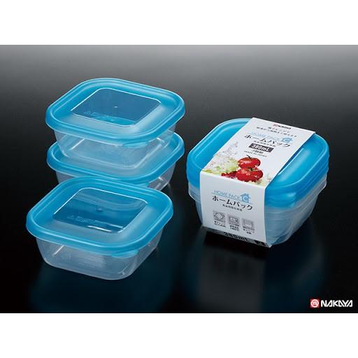 Hộp nhựa đựng thực phẩm Nakaya Nhật Bản
