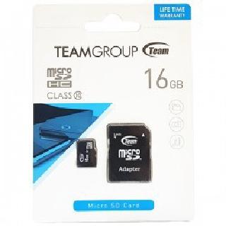 THẺ NHỚ TEAM 16GB CLASS10 CH
