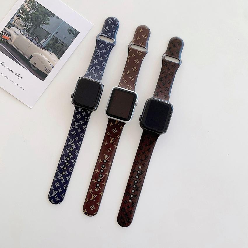 T5 Dây Đồng Hồ Thông Minh Apple Watch 6 Se 38mm 40mm 42mm 44mm Band Band Series 6 5 4 3 2 1 Se